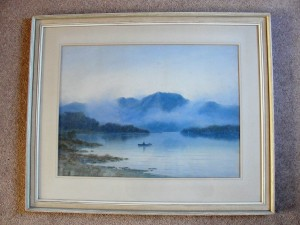 Loch Lomond by Godfrey Hall